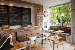 Rose and Grants Cafe Bearsden