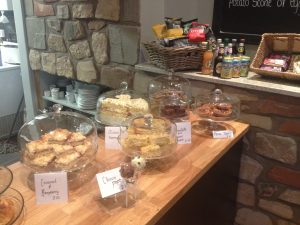 Cakes at this great wee coffee shop